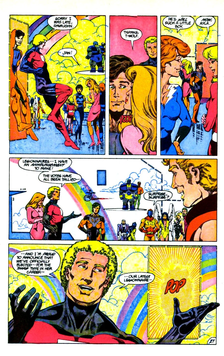 Tales of the Legion Issue #352 #39 - English 26