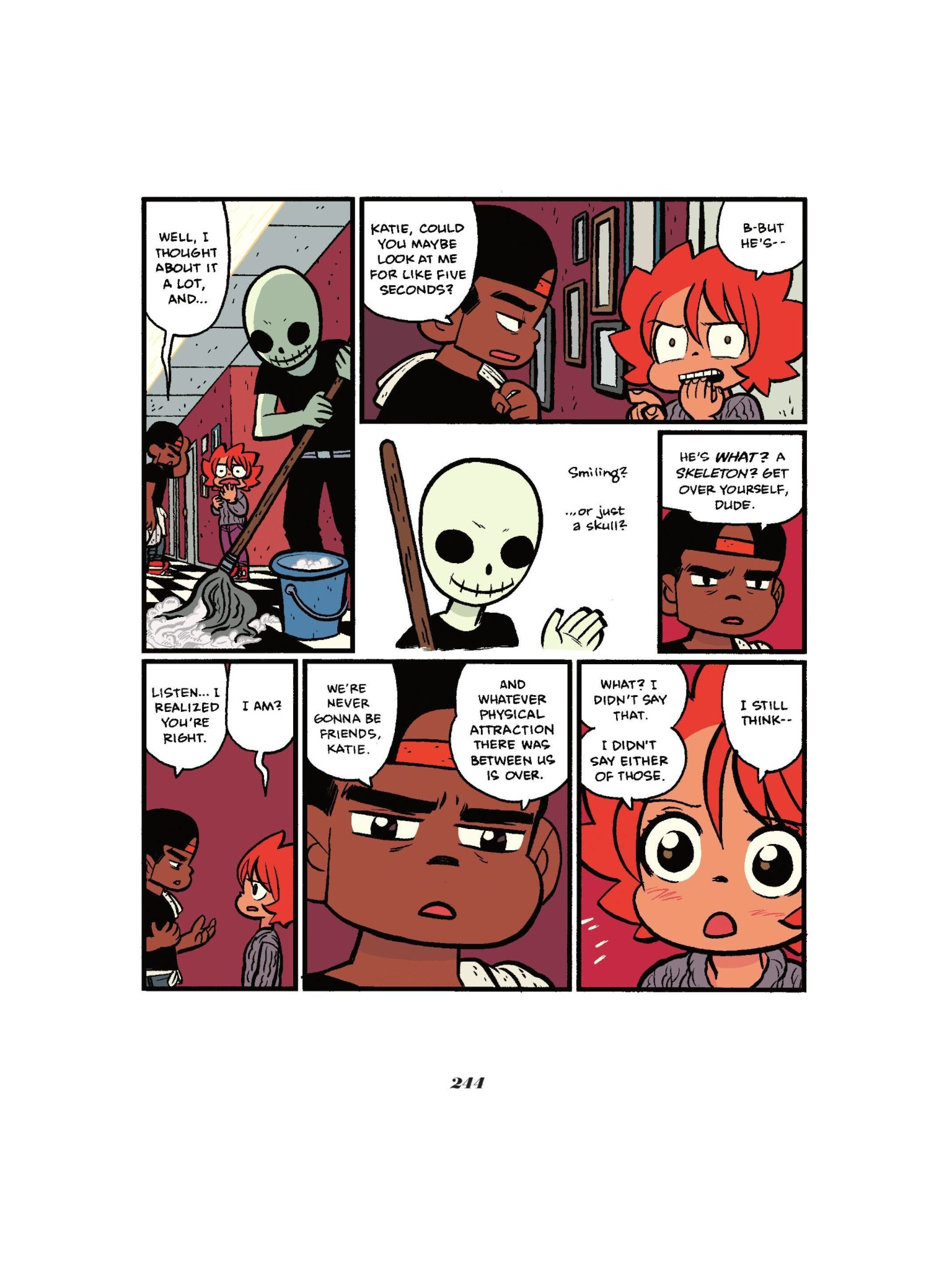 Read online Seconds comic -  Issue # Full - 244