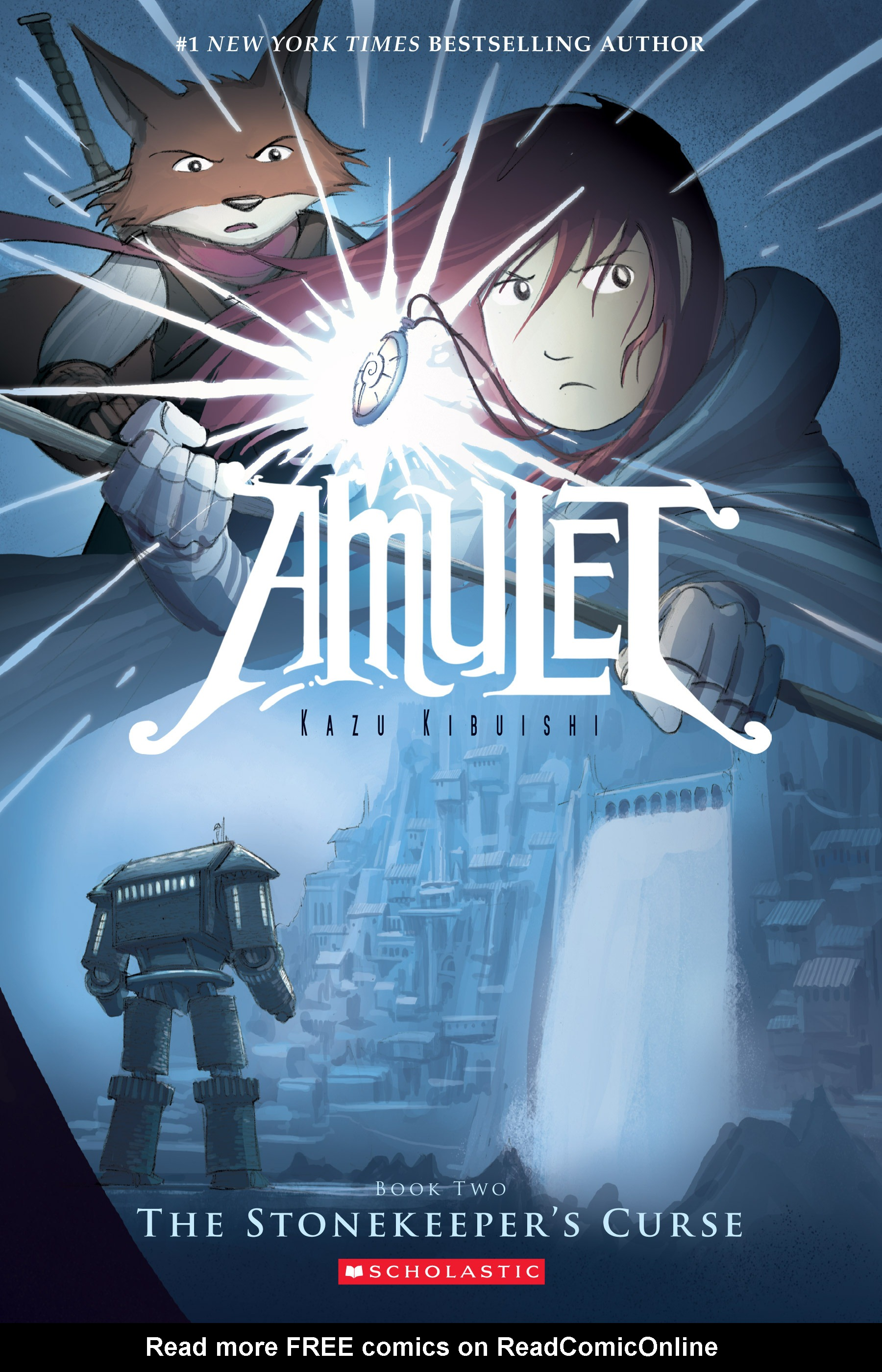 Amulet 2 Page 1