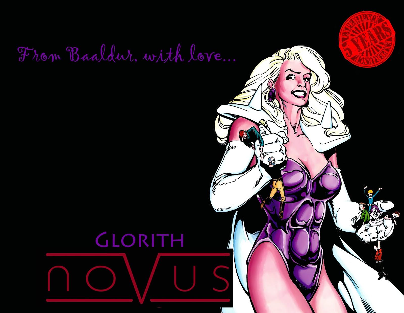 Legion of Super-Heroes (2010) Issue #6 #7 - English 33