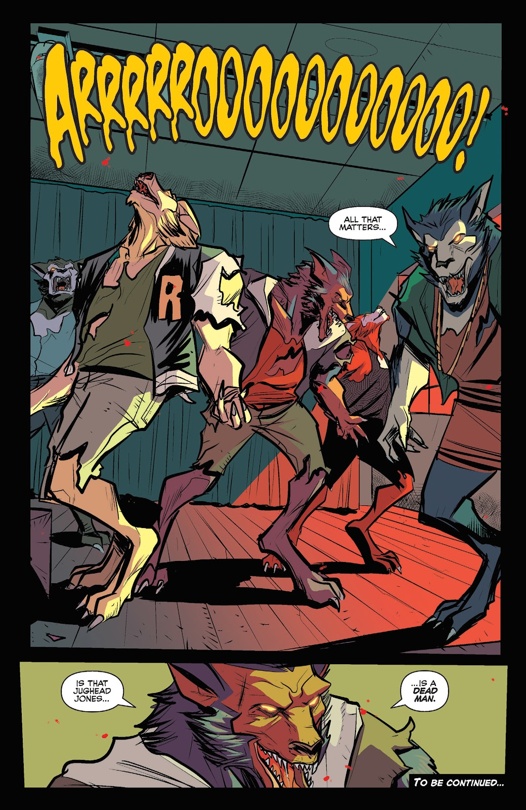 Jughead The Hunger Issue #3 #4 - English 22