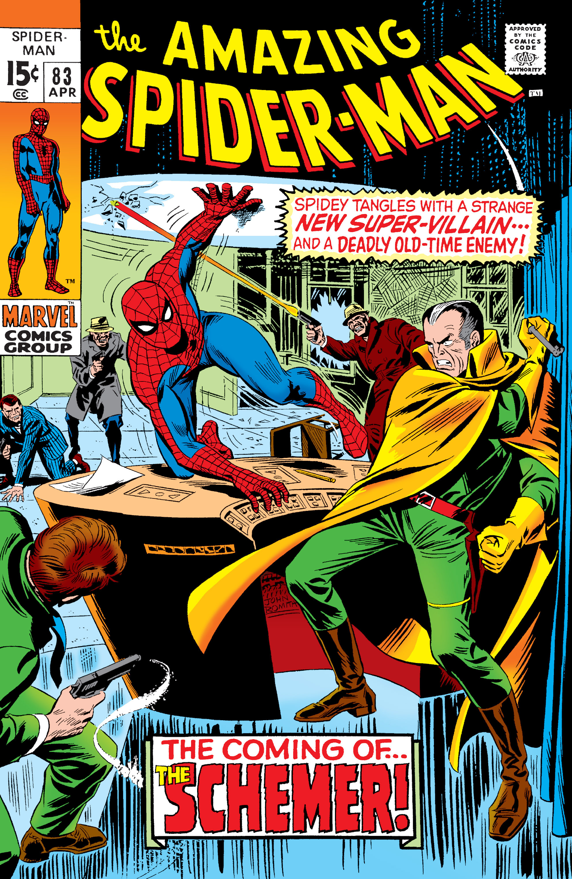 The Amazing Spider-Man (1963) 83 Page 1
