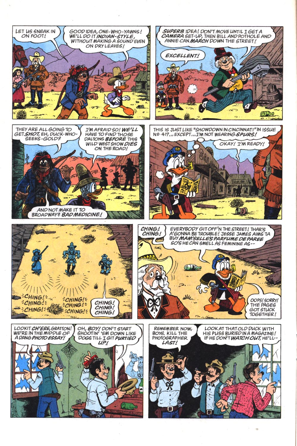 Uncle Scrooge (1953) Issue #306 #306 - English 16