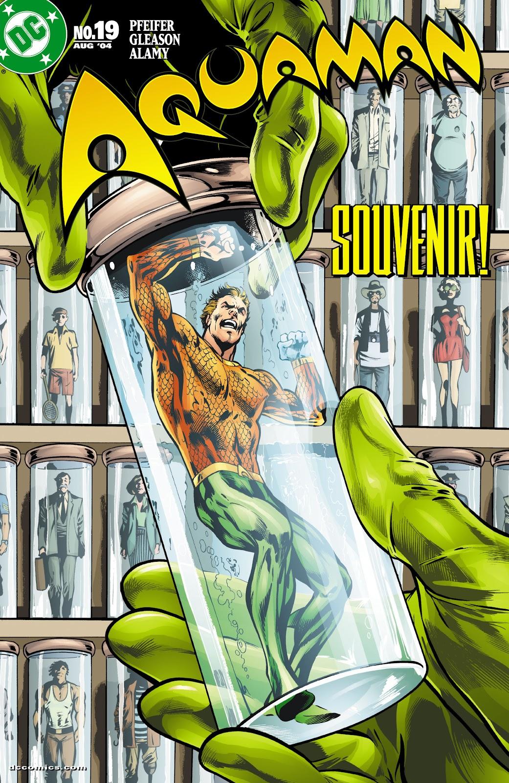 Aquaman (2003) Issue #19 #19 - English 1