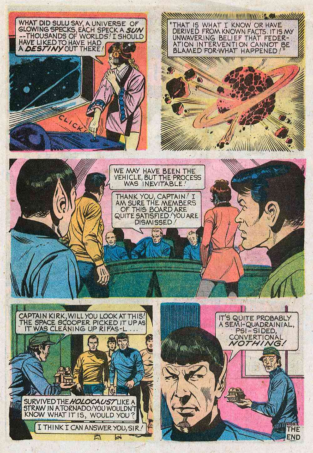 Star Trek (1967) Issue #26 #26 - English 26