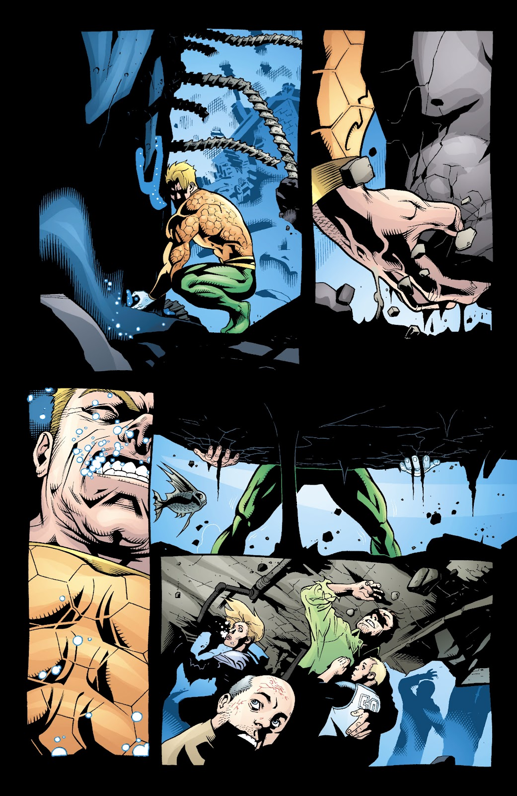 Aquaman (2003) Issue #17 #17 - English 4