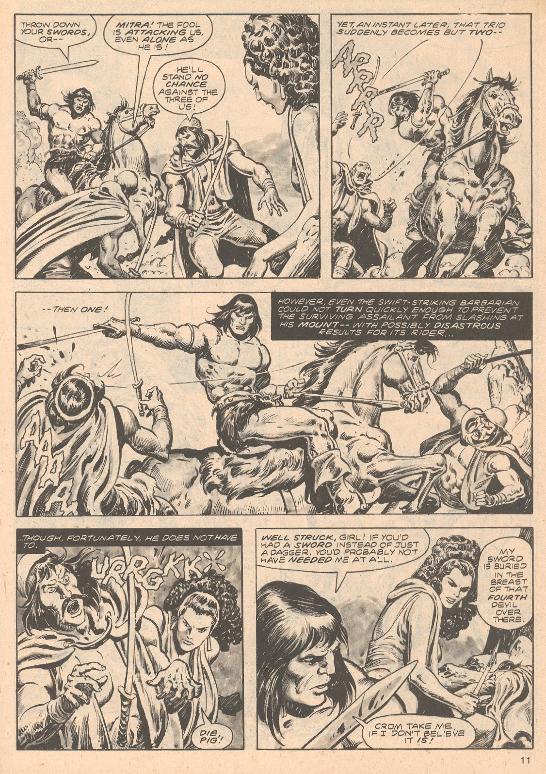 The Savage Sword Of Conan Issue #68 #69 - English 11