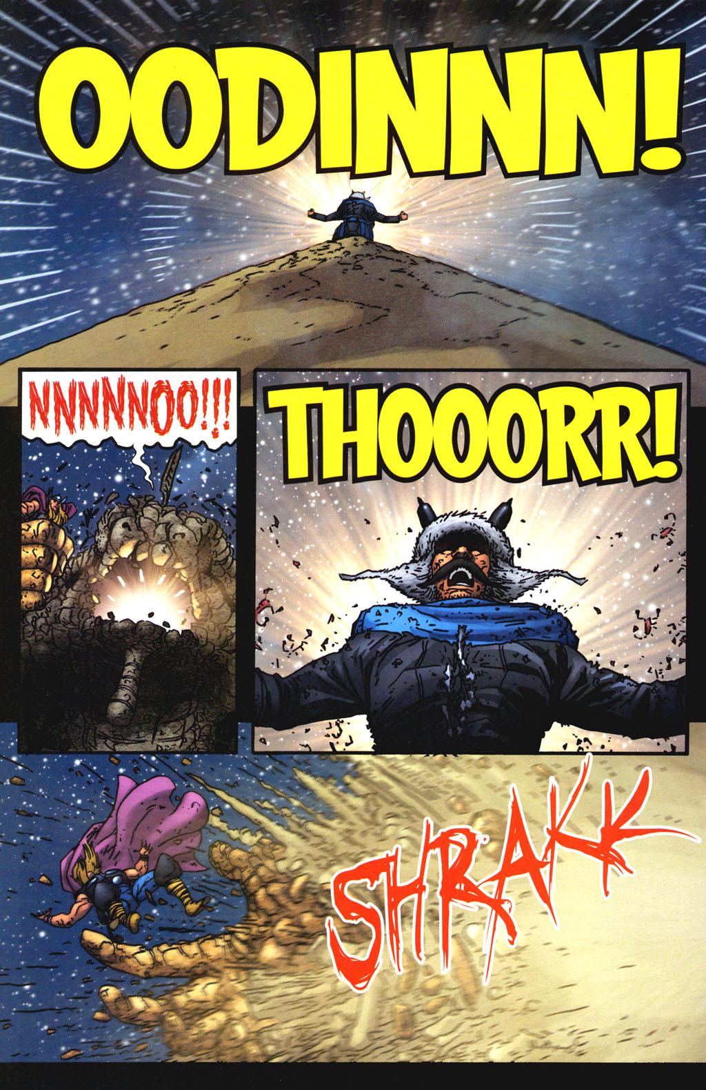 Read online Thor: Blood Oath comic -  Issue #6 - 11