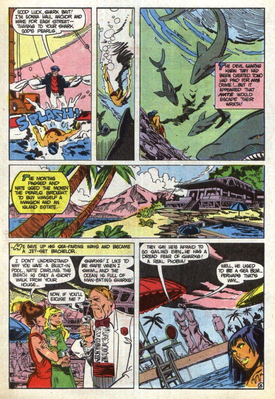 Read online Scary Tales comic -  Issue #46 - 21