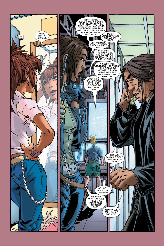 Read online Amazing Fantasy (2004) comic -  Issue #6 - 11