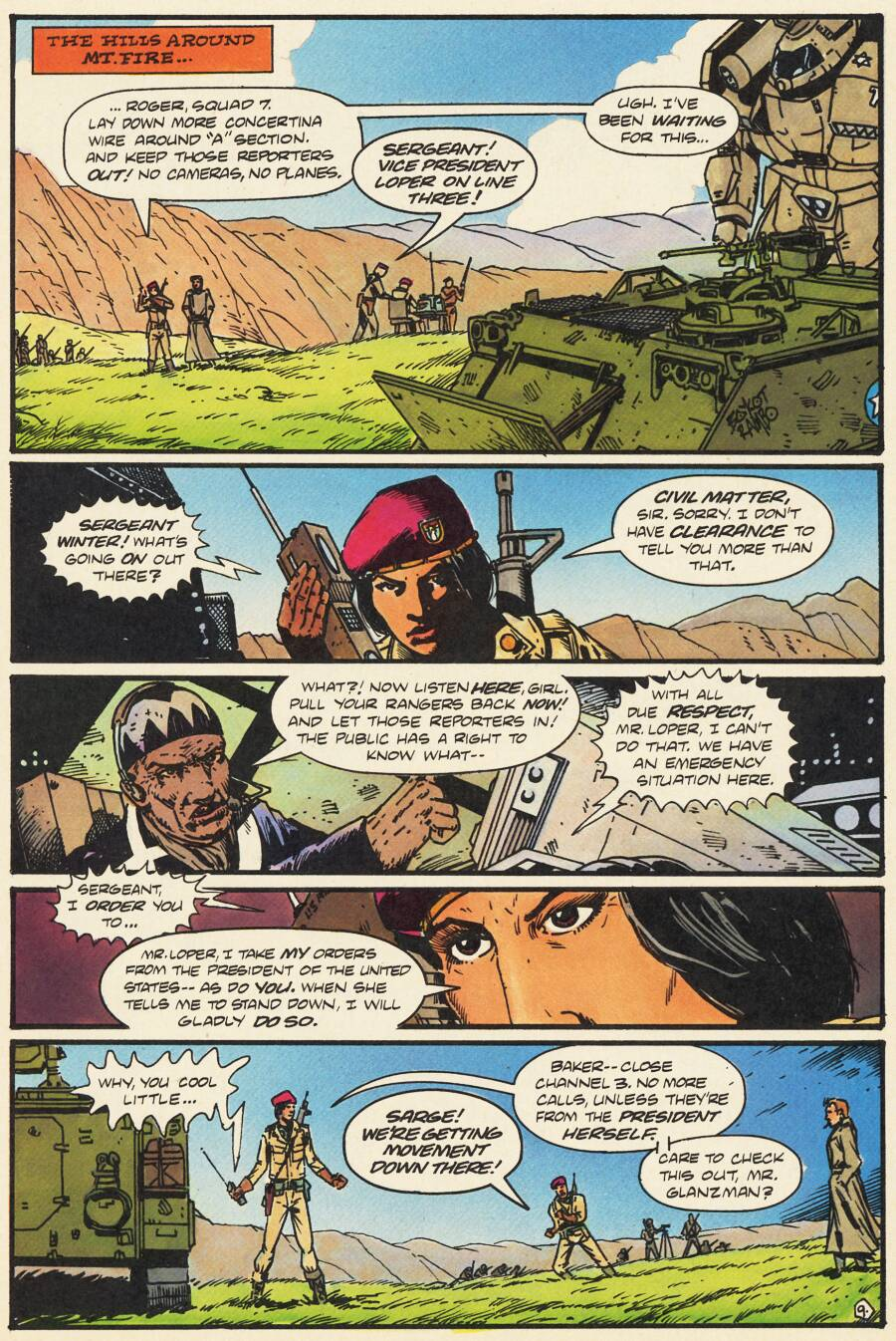 Read online Scout comic -  Issue #12 - 11