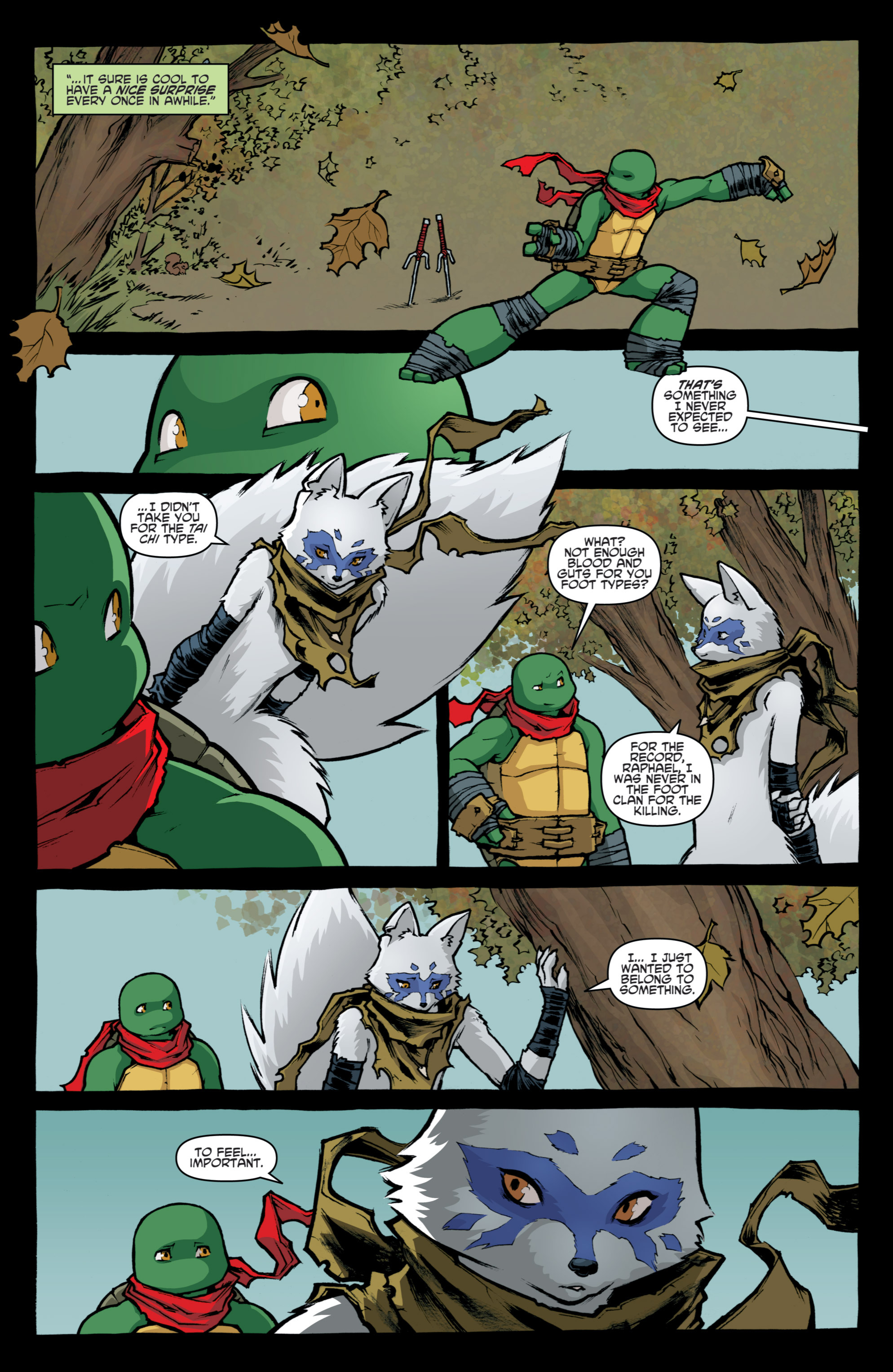 Read online Teenage Mutant Ninja Turtles (2011) comic -  Issue #31 - 7
