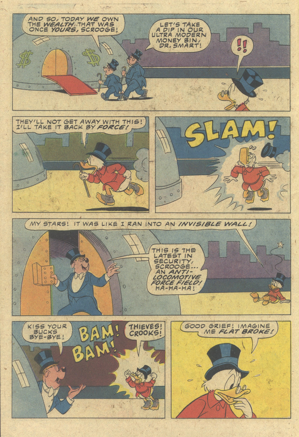 Uncle Scrooge (1953) Issue #188 #188 - English 14
