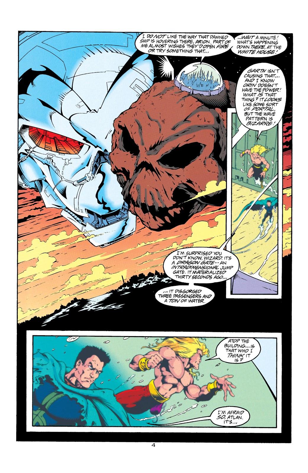 Aquaman (1994) Issue #25 #31 - English 5