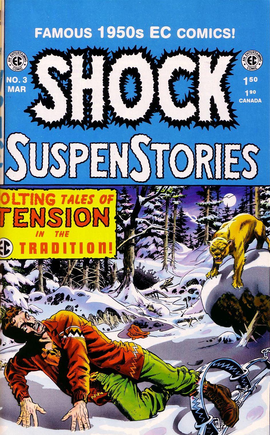 Shock SuspenStories 3 Page 1