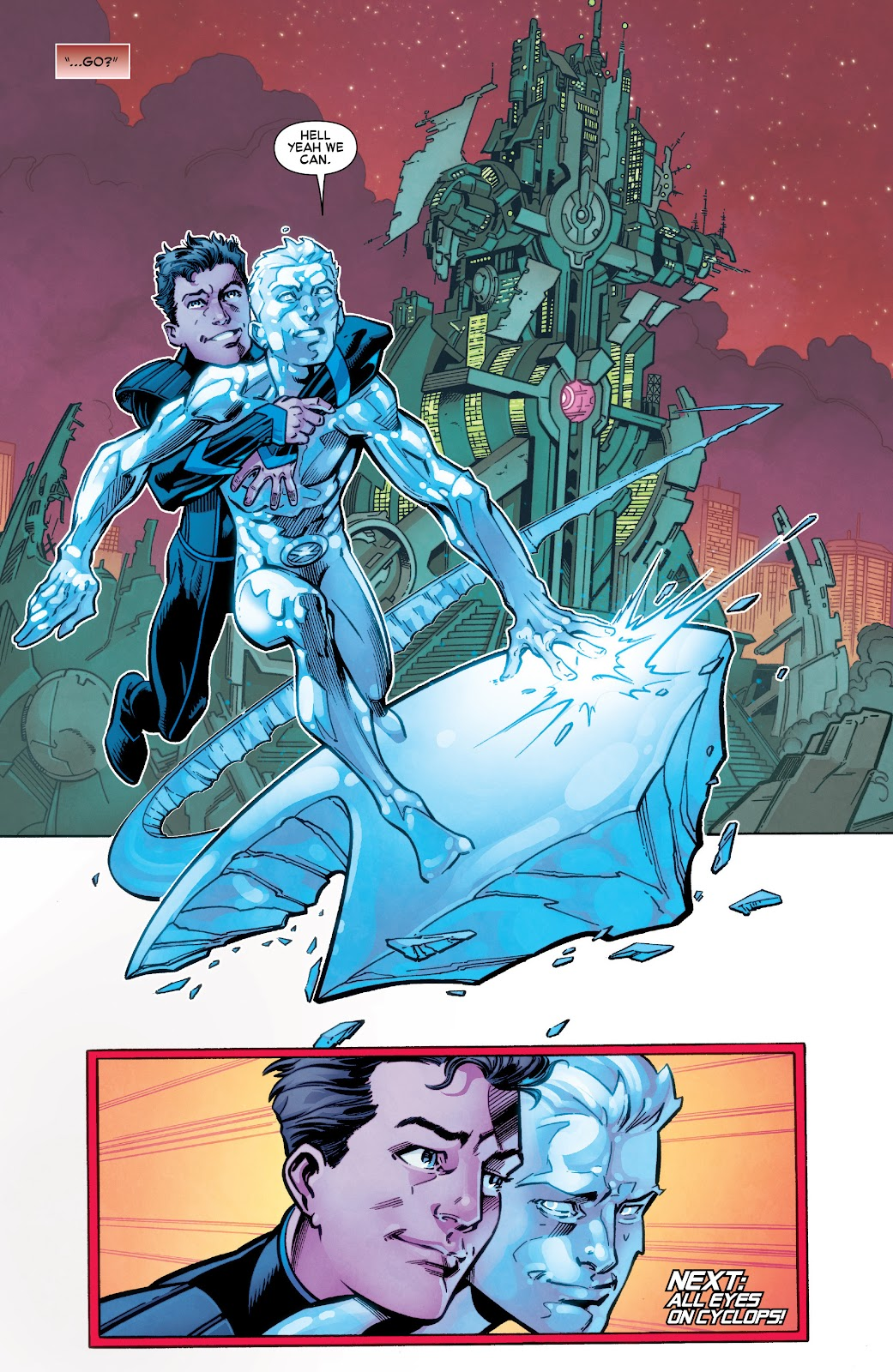 All-New X-Men (2016) Issue #17 #19 - English 20