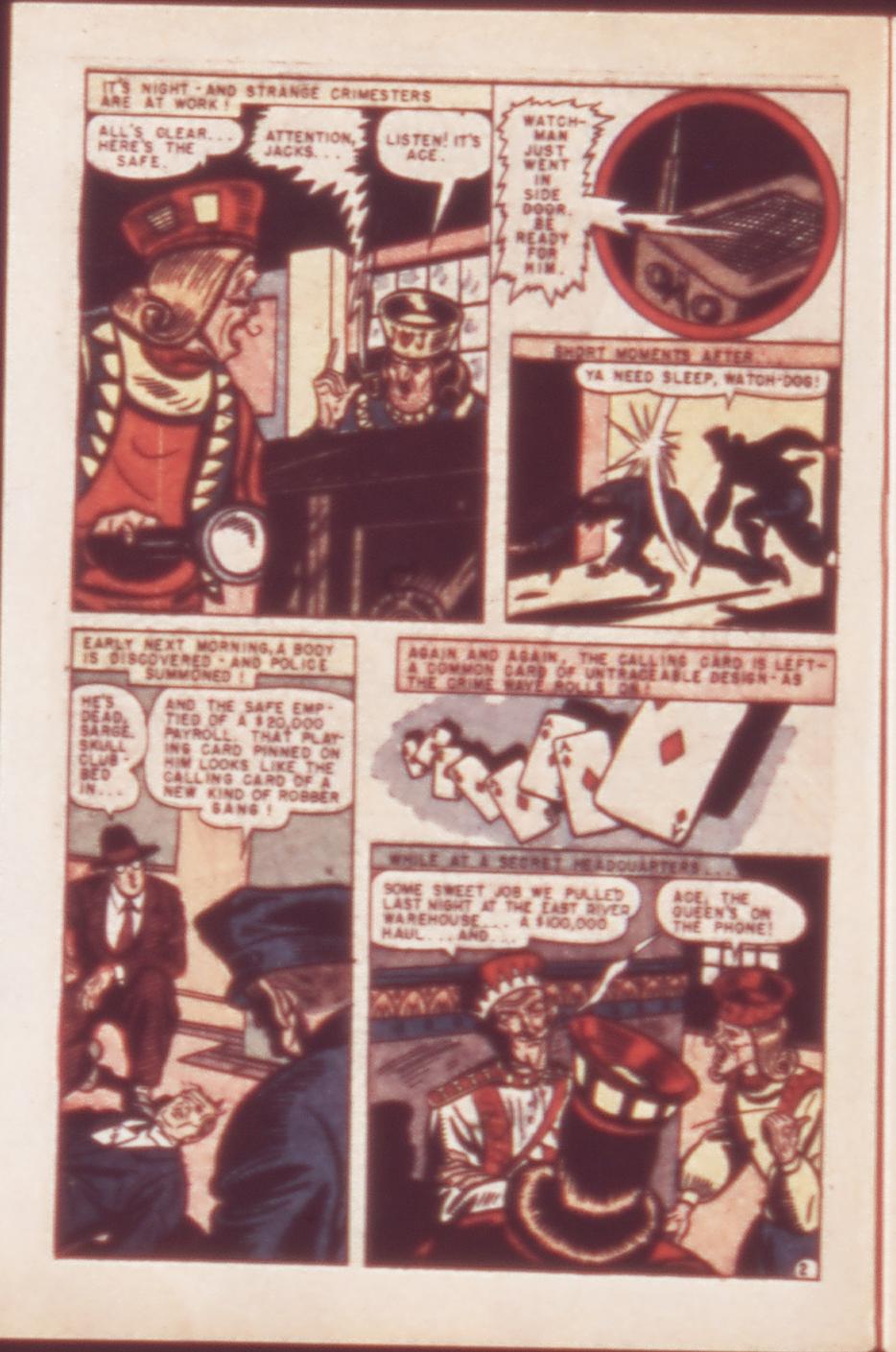 Sub-Mariner Comics Issue #21 #21 - English 4