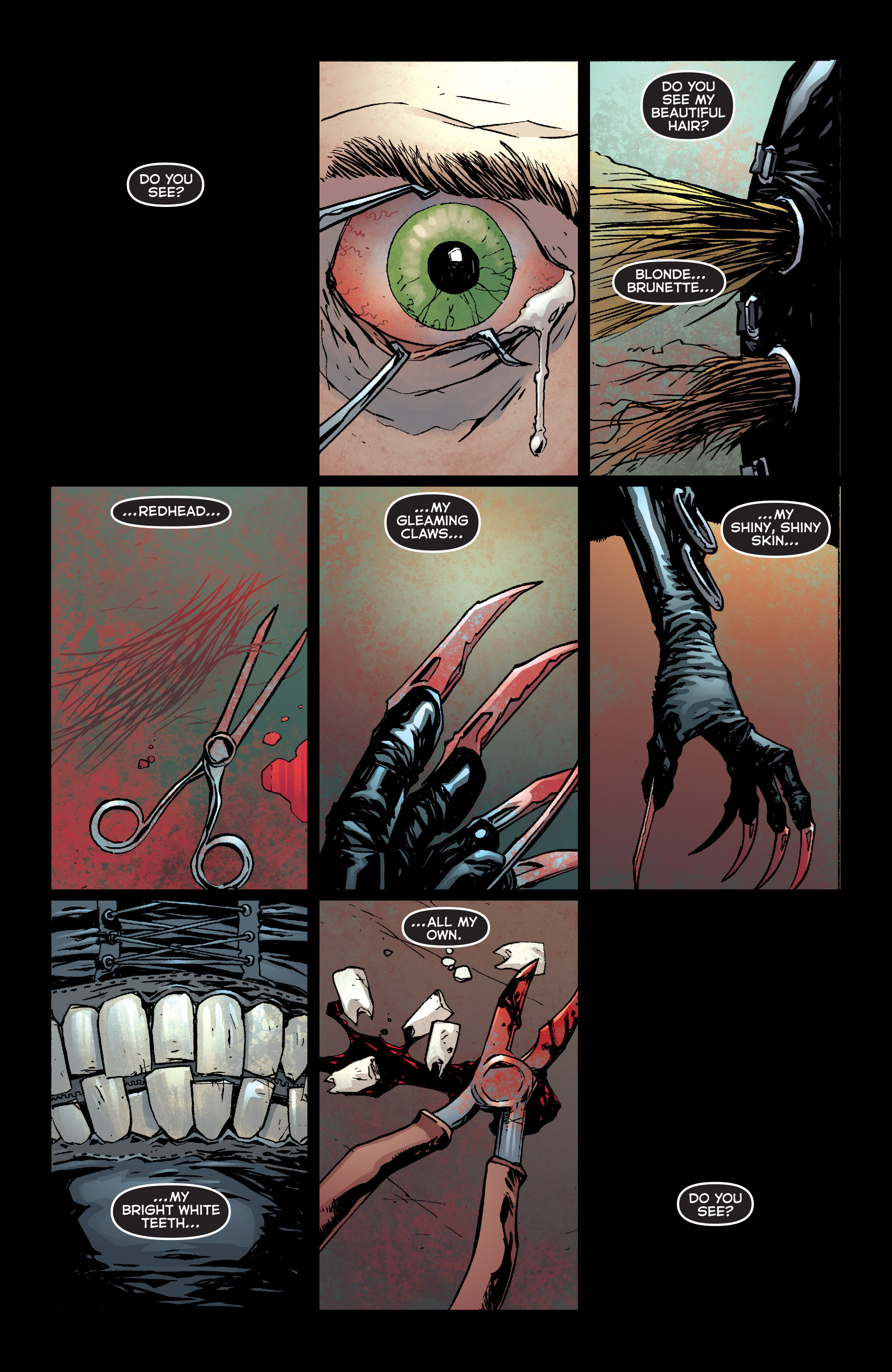 Read online Second Sight comic -  Issue #1 - 3