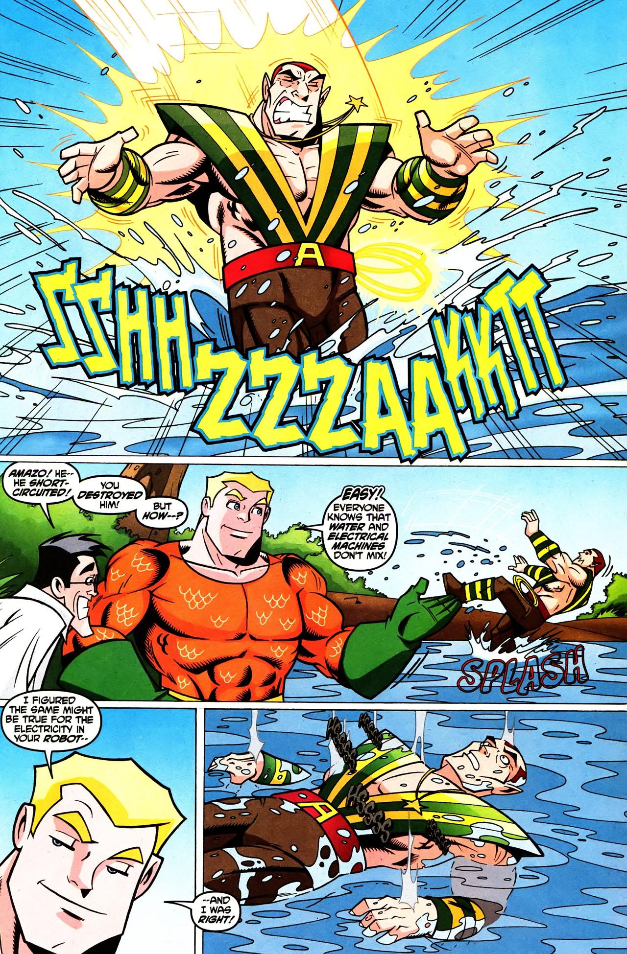 Super Friends #1 #29 - English 29