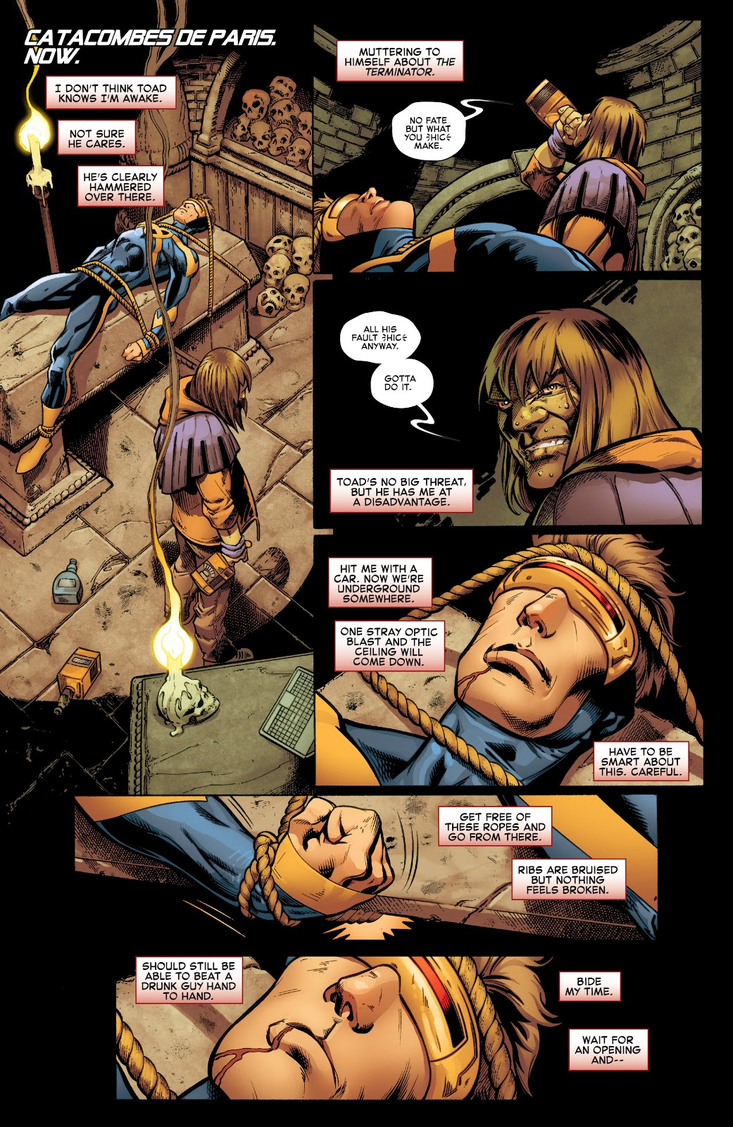 All-New X-Men (2016) Issue #7 #9 - English 5