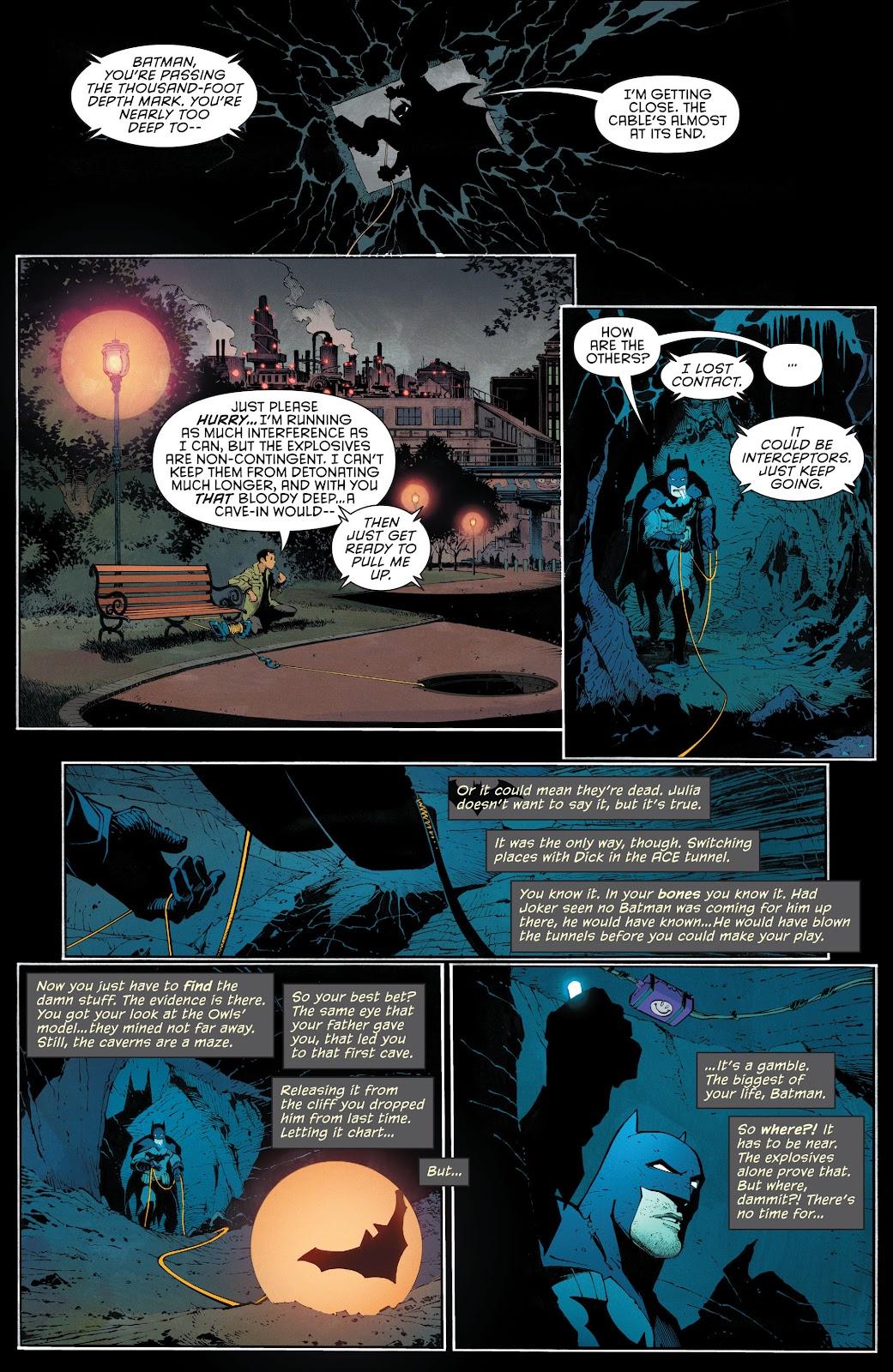Batman (2011) Issue #40 #59 - English 13