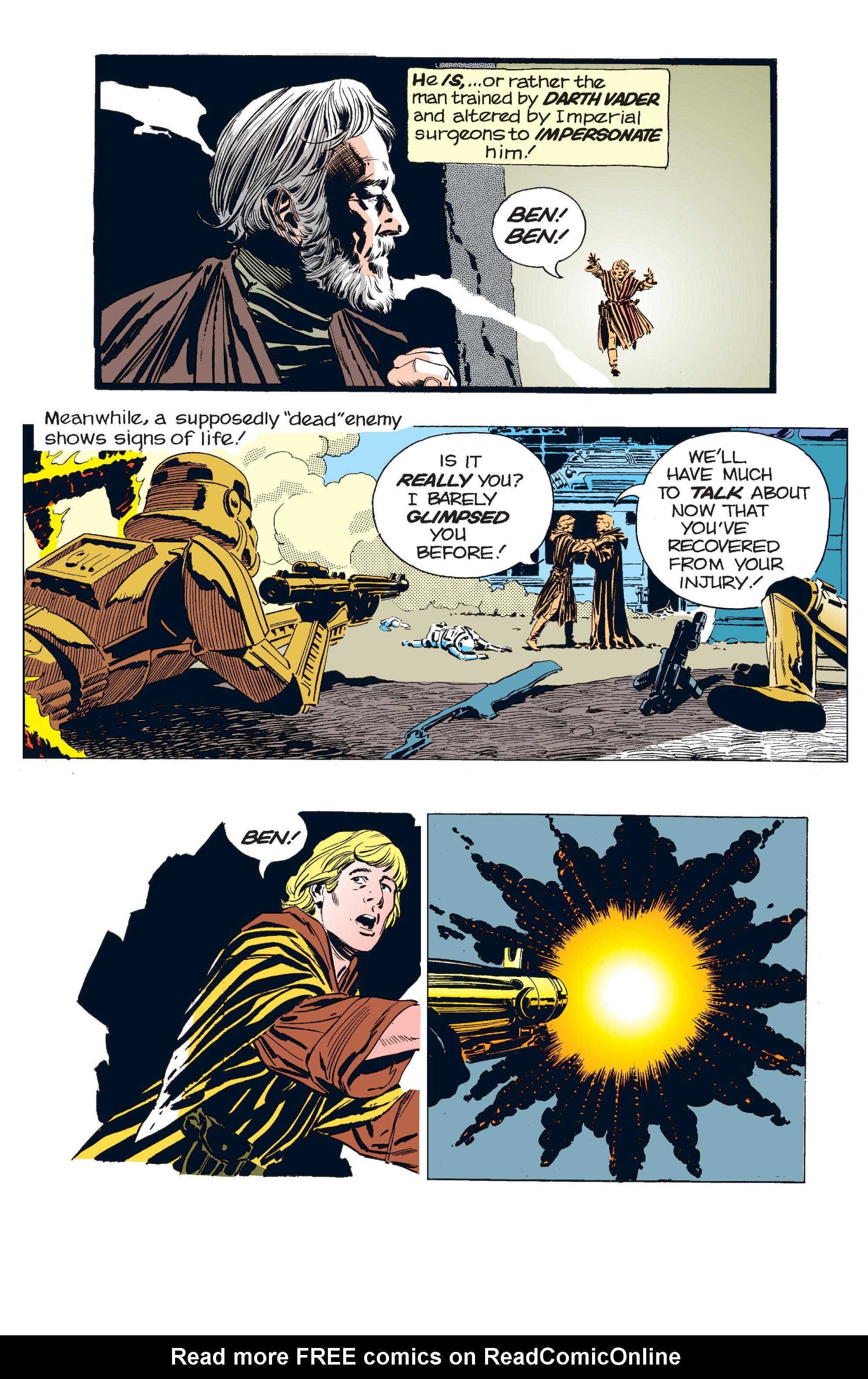 Classic Star Wars #10 #10 - English 20
