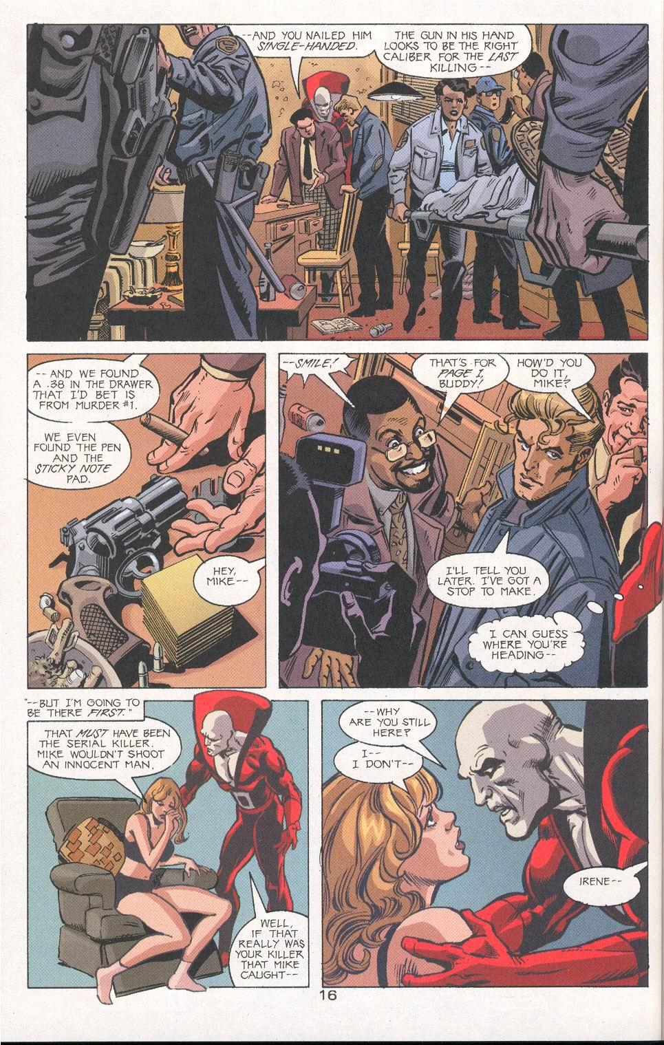 Read online Deadman (2002) comic -  Issue #6 - 17
