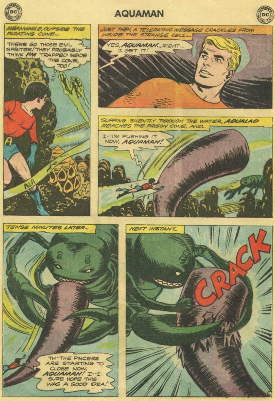 Aquaman (1962) Issue #10 #10 - English 8