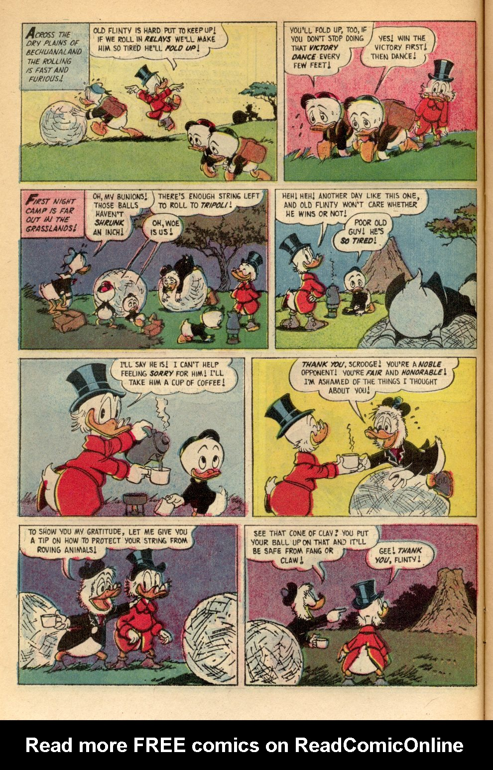 Uncle Scrooge (1953) Issue #89 #89 - English 14