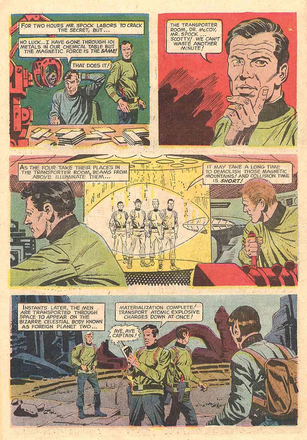 Star Trek (1967) Issue #6 #6 - English 17