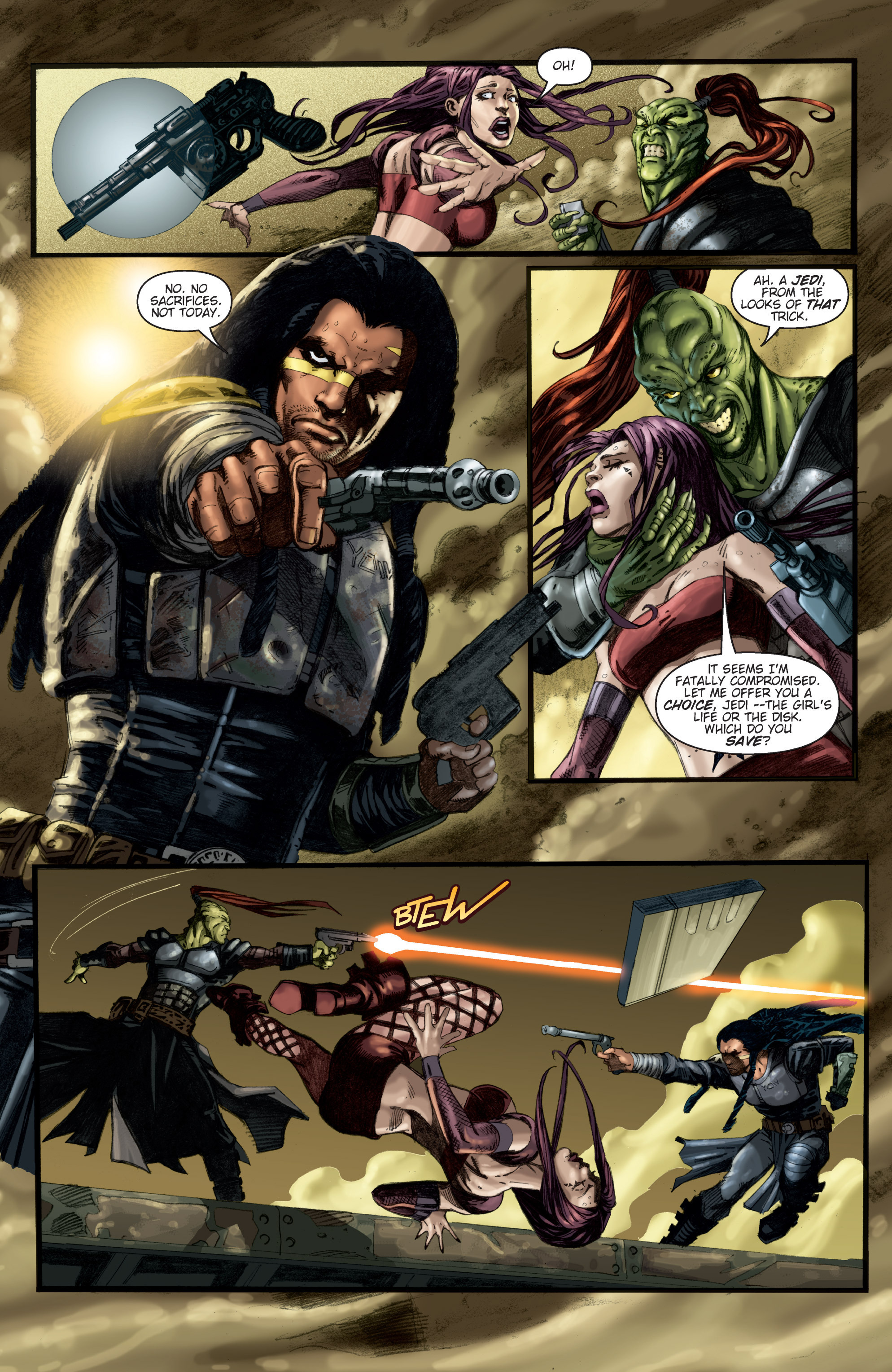 Star Wars Legends Epic Collection: The Clone Wars chap 1 pic 23
