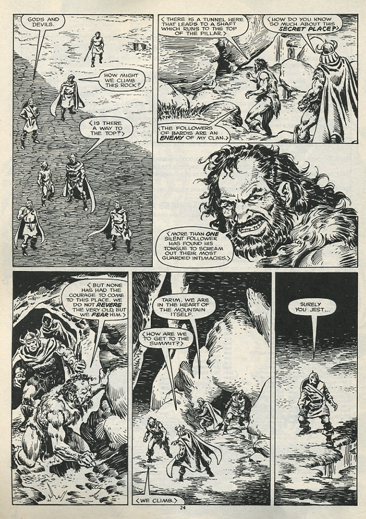 The Savage Sword Of Conan Issue #178 #179 - English 26