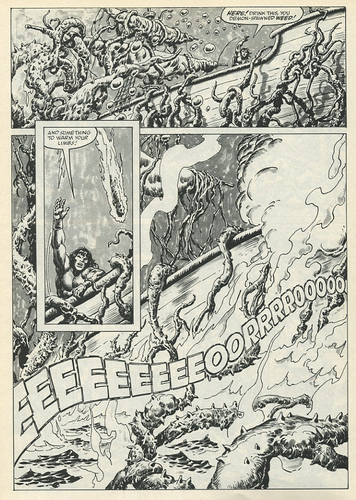 The Savage Sword Of Conan Issue #139 #140 - English 46