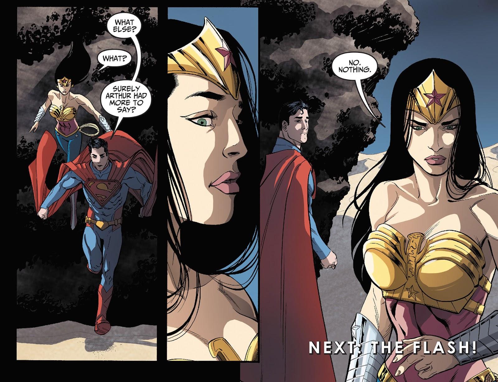 Injustice: Gods Among Us [I] Issue #12 #13 - English 22