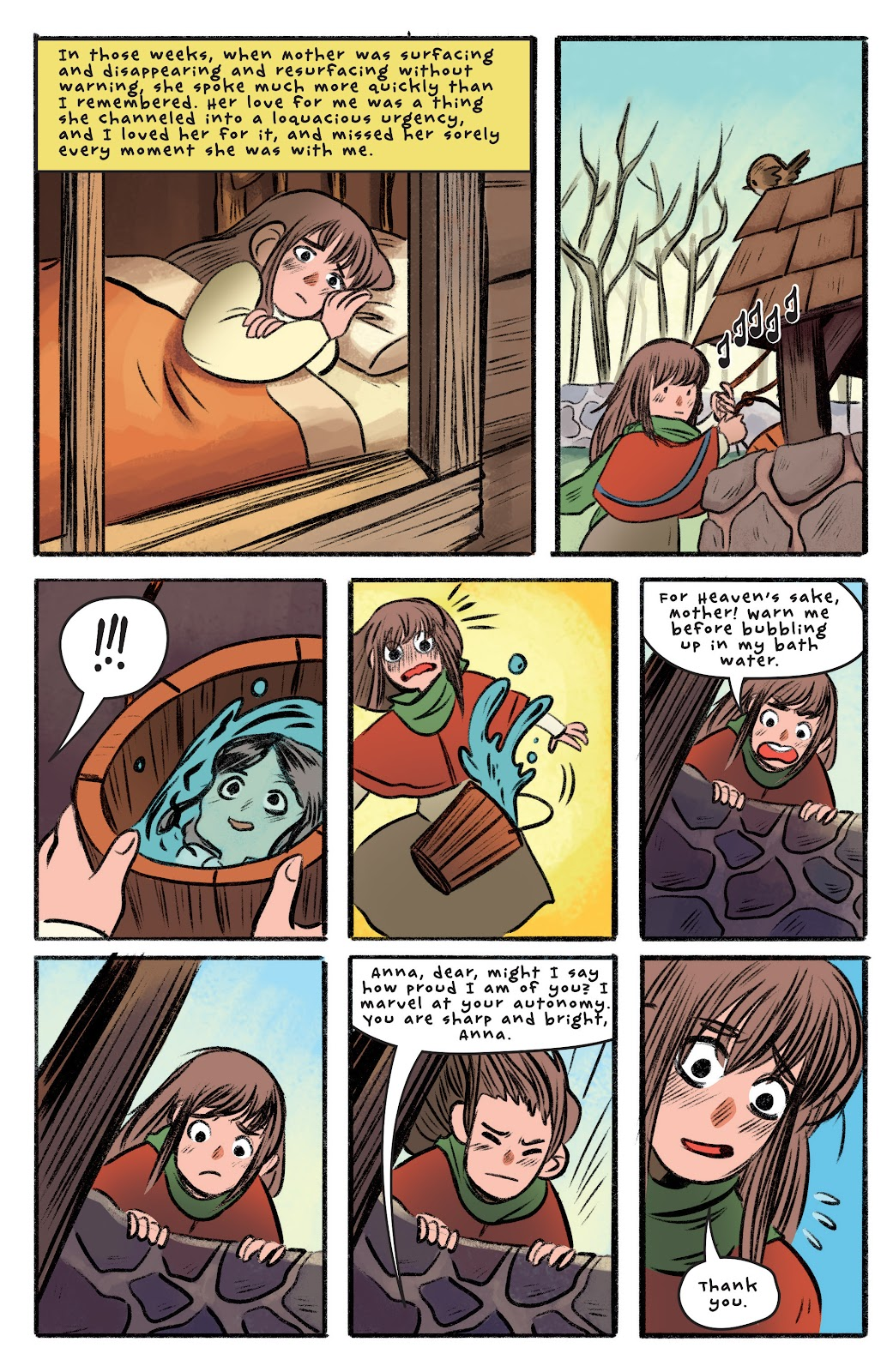 Over the Garden Wall (2016) Issue #3 #3 - English 18