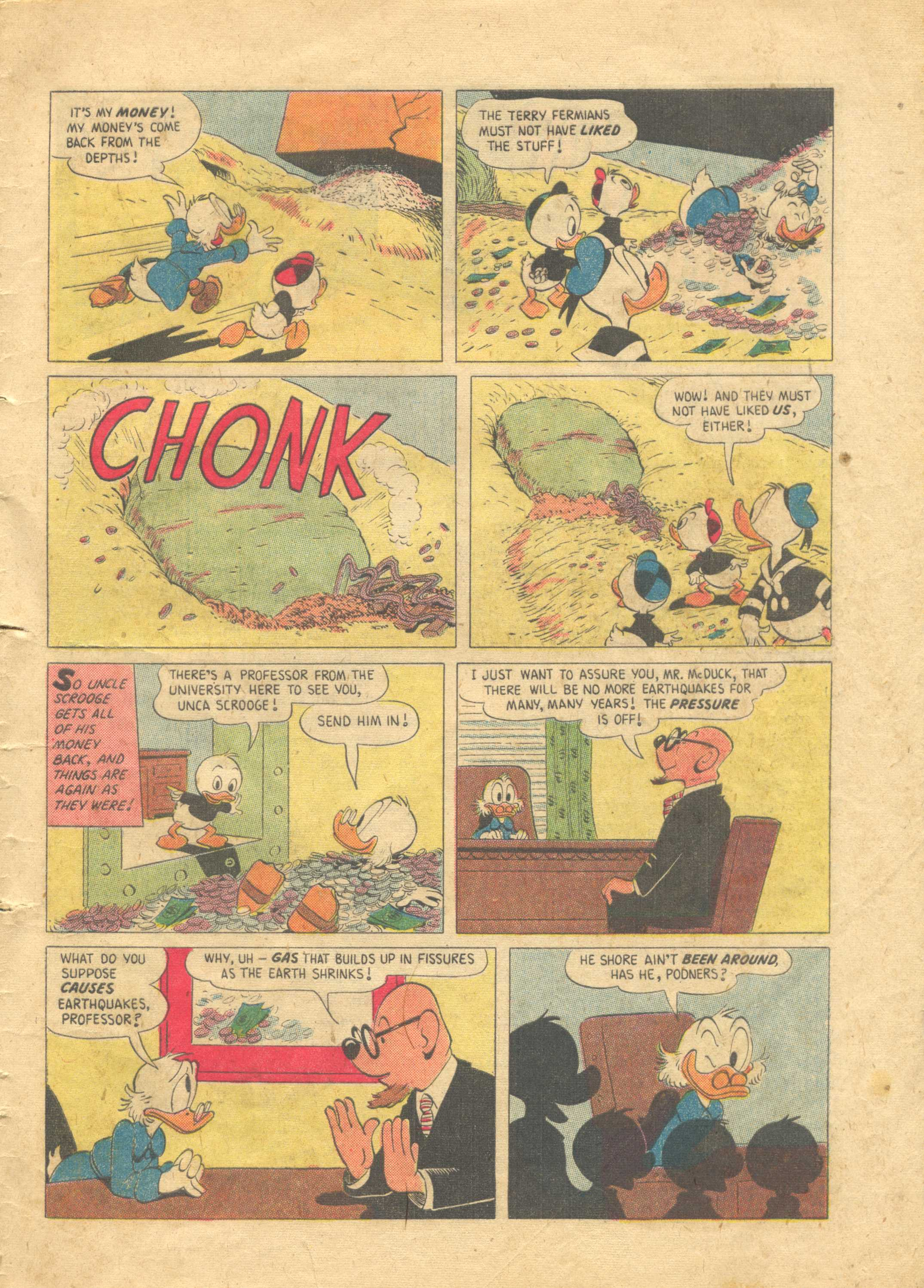 Uncle Scrooge (1953) #13 #392 - English 29