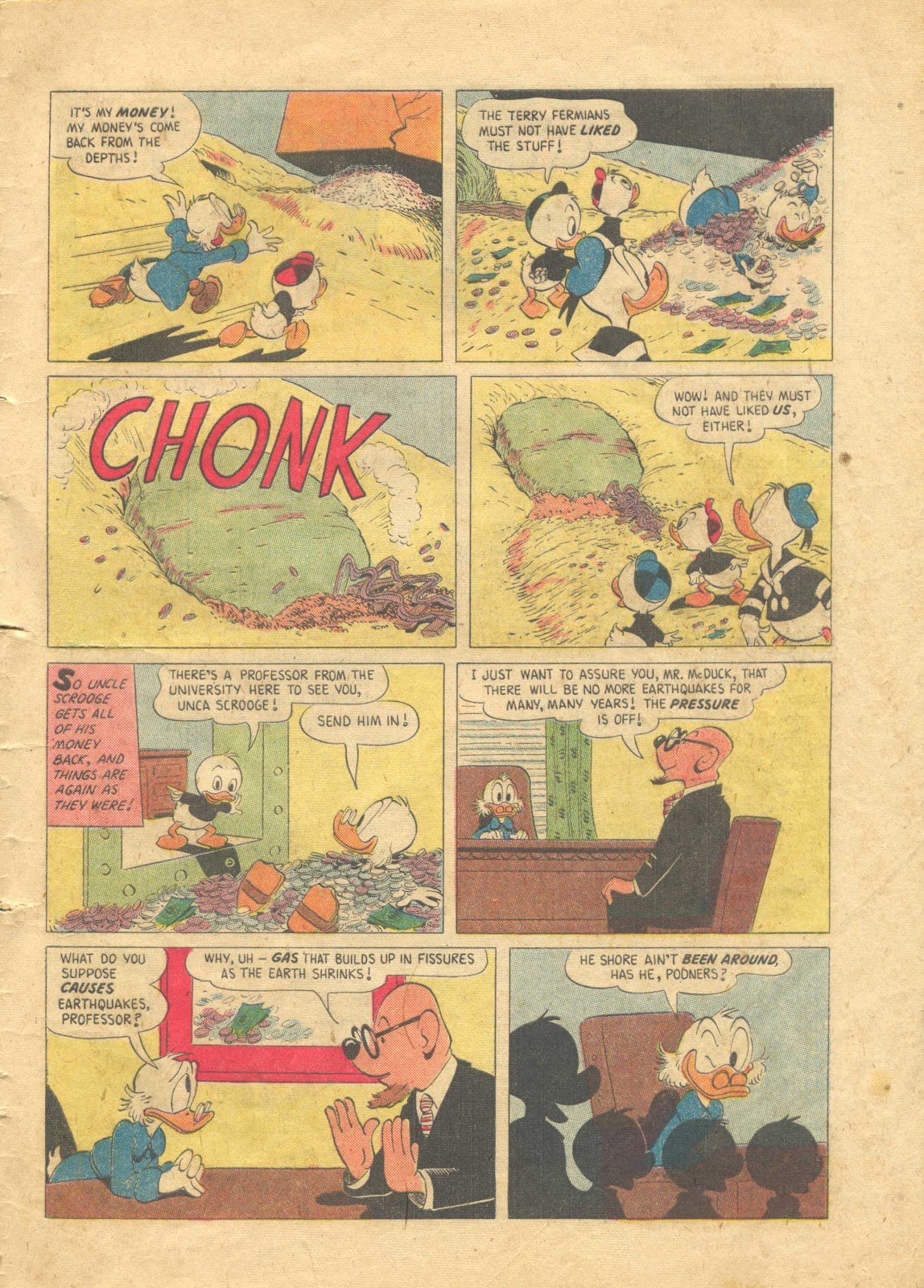 Uncle Scrooge (1953) Issue #13 #13 - English 29