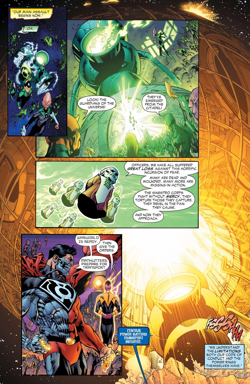 Green Lantern: The Sinestro Corps War Full #1 - English 153