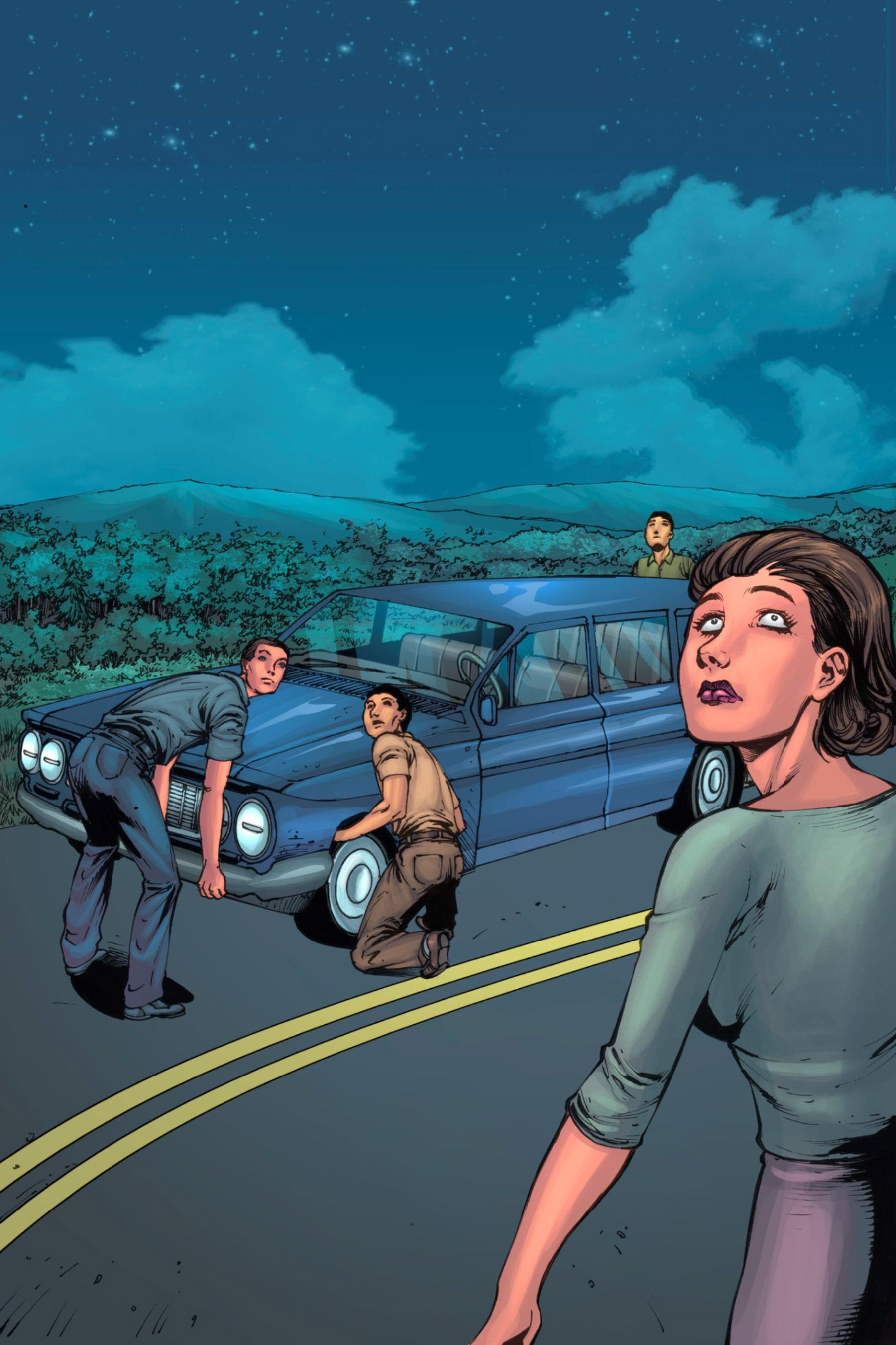Read online Z-Men comic -  Issue #3 - 35