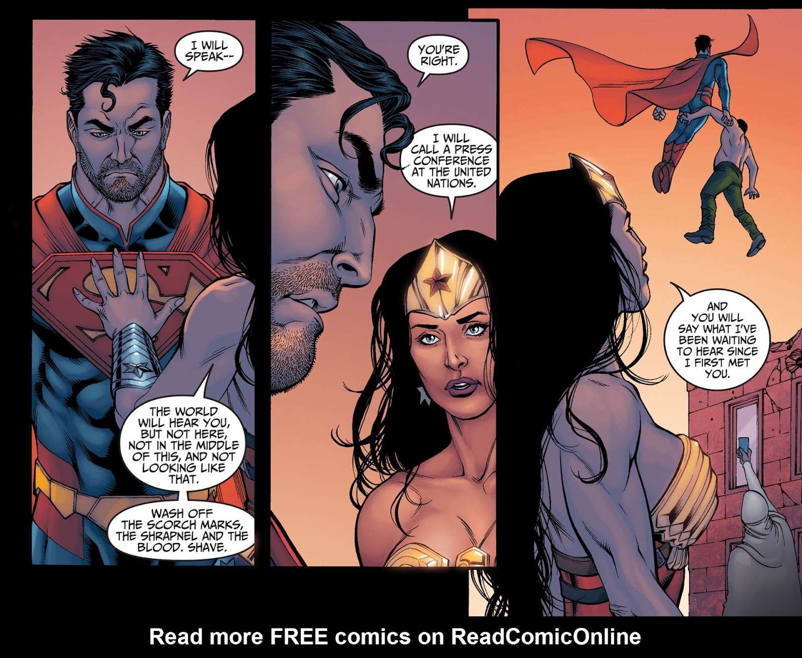 Injustice: Gods Among Us [I] Issue #6 #7 - English 18