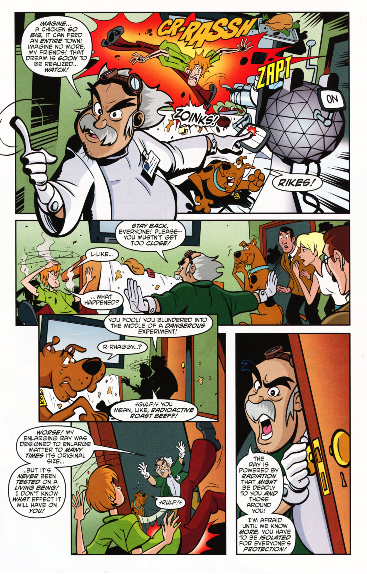 Read online Scooby-Doo (1997) comic -  Issue #159 - 4