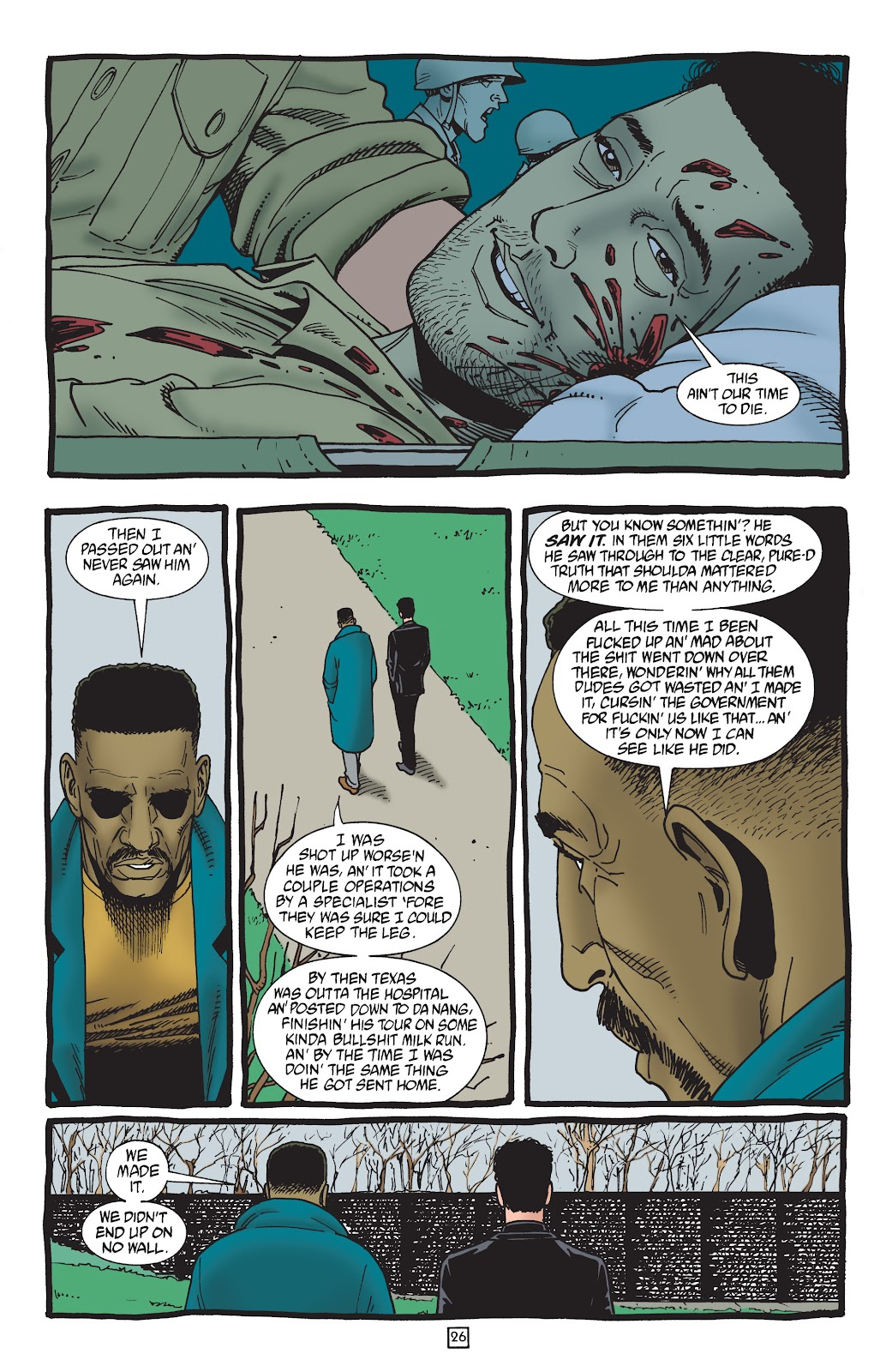 Preacher Issue #50 #59 - English 27