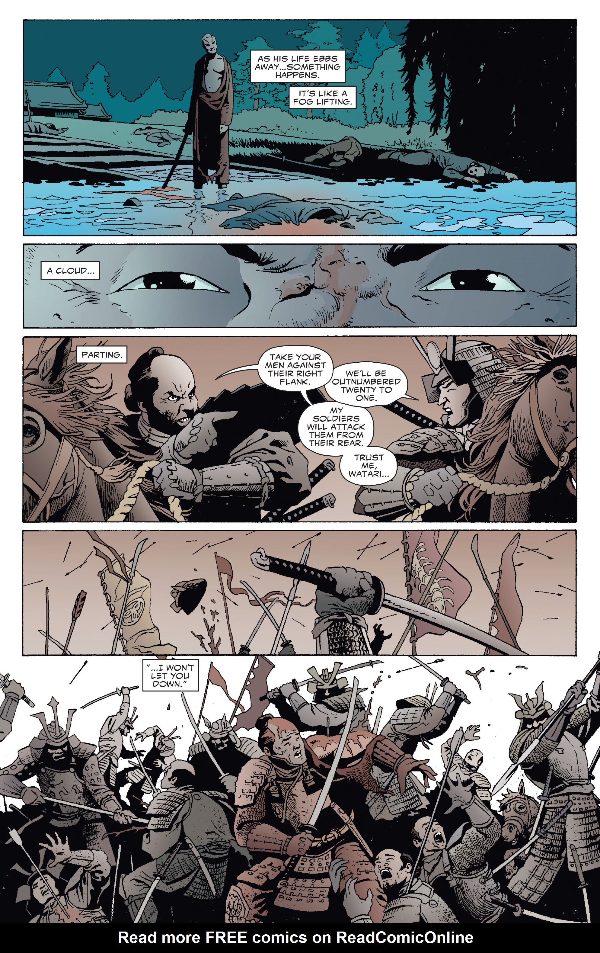 5 Ronin (2011) 5 Page 16