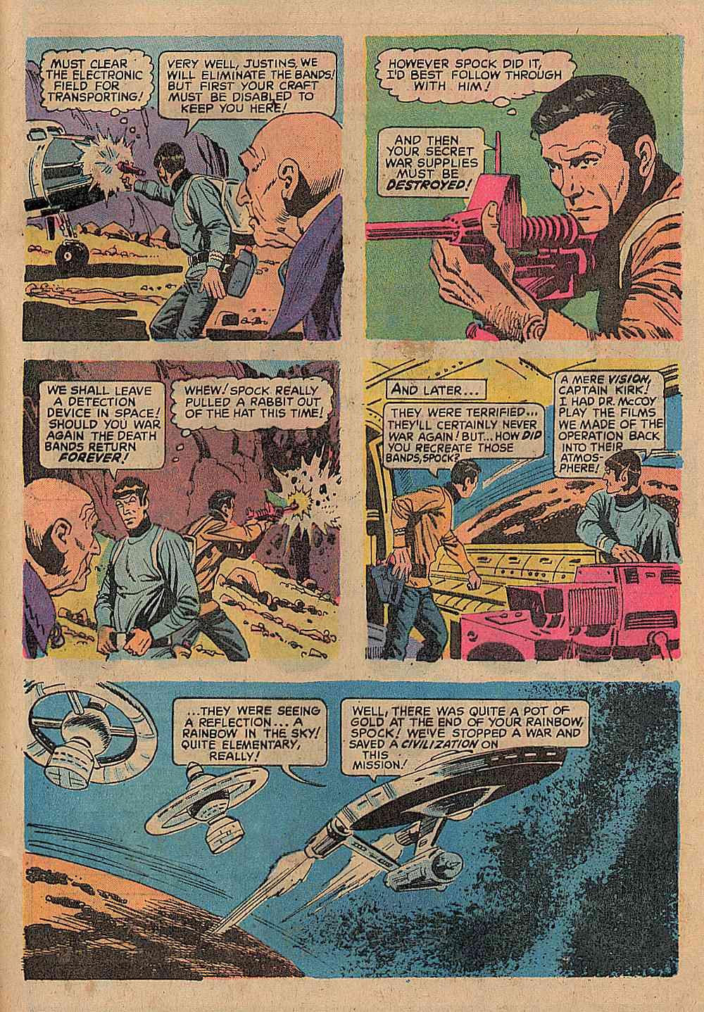 Star Trek (1967) Issue #37 #37 - English 24