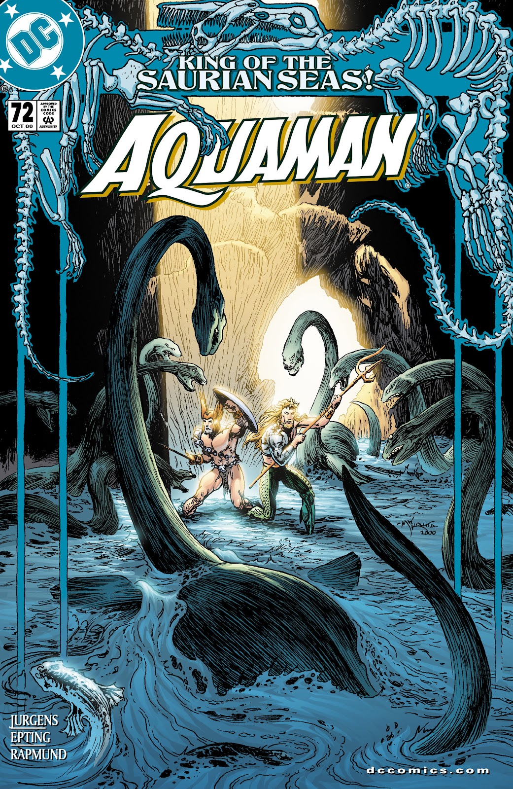 Aquaman (1994) Issue #72 #78 - English 1