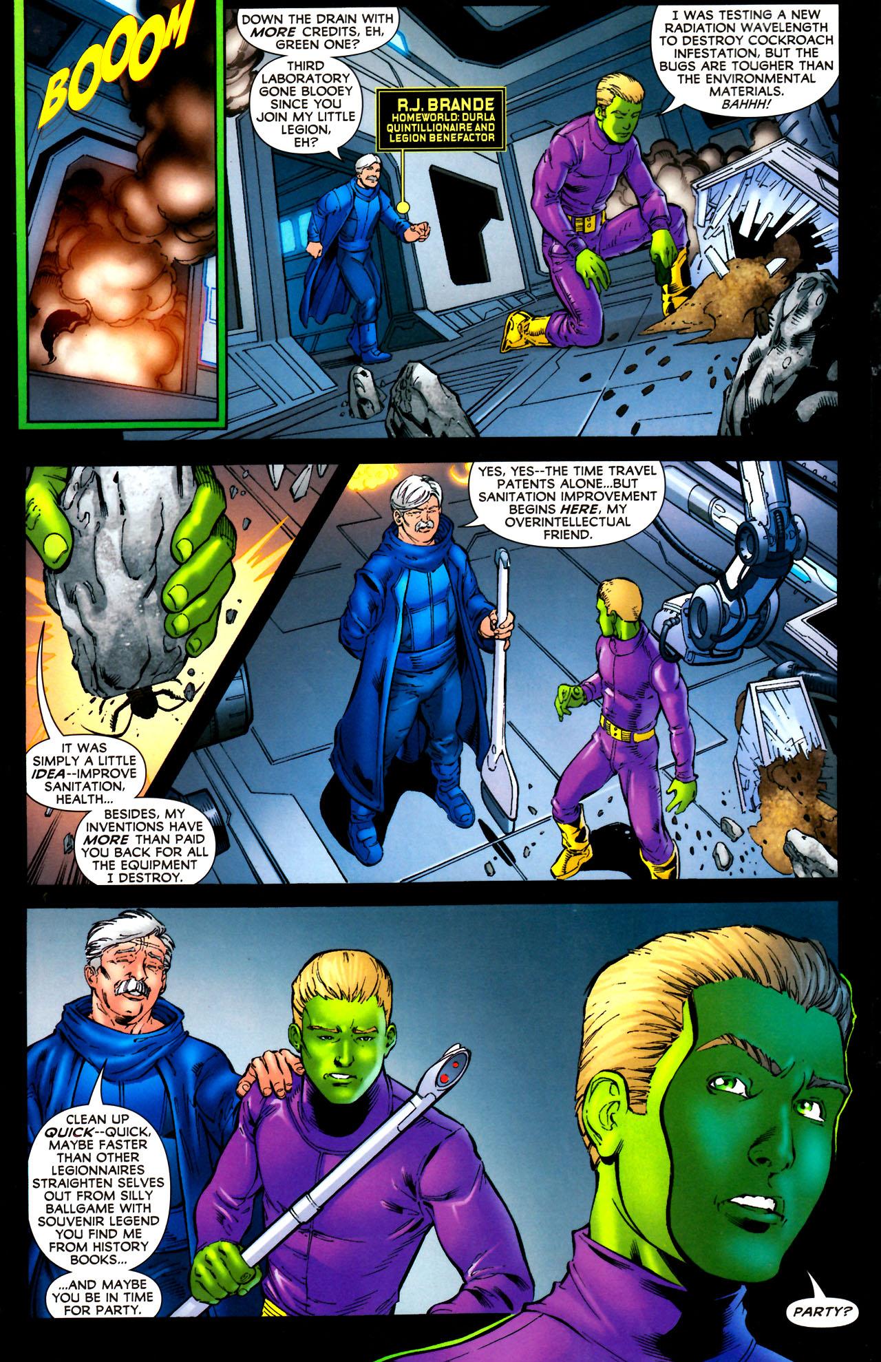 Read online Adventure Comics (2009) comic -  Issue #12 - 25