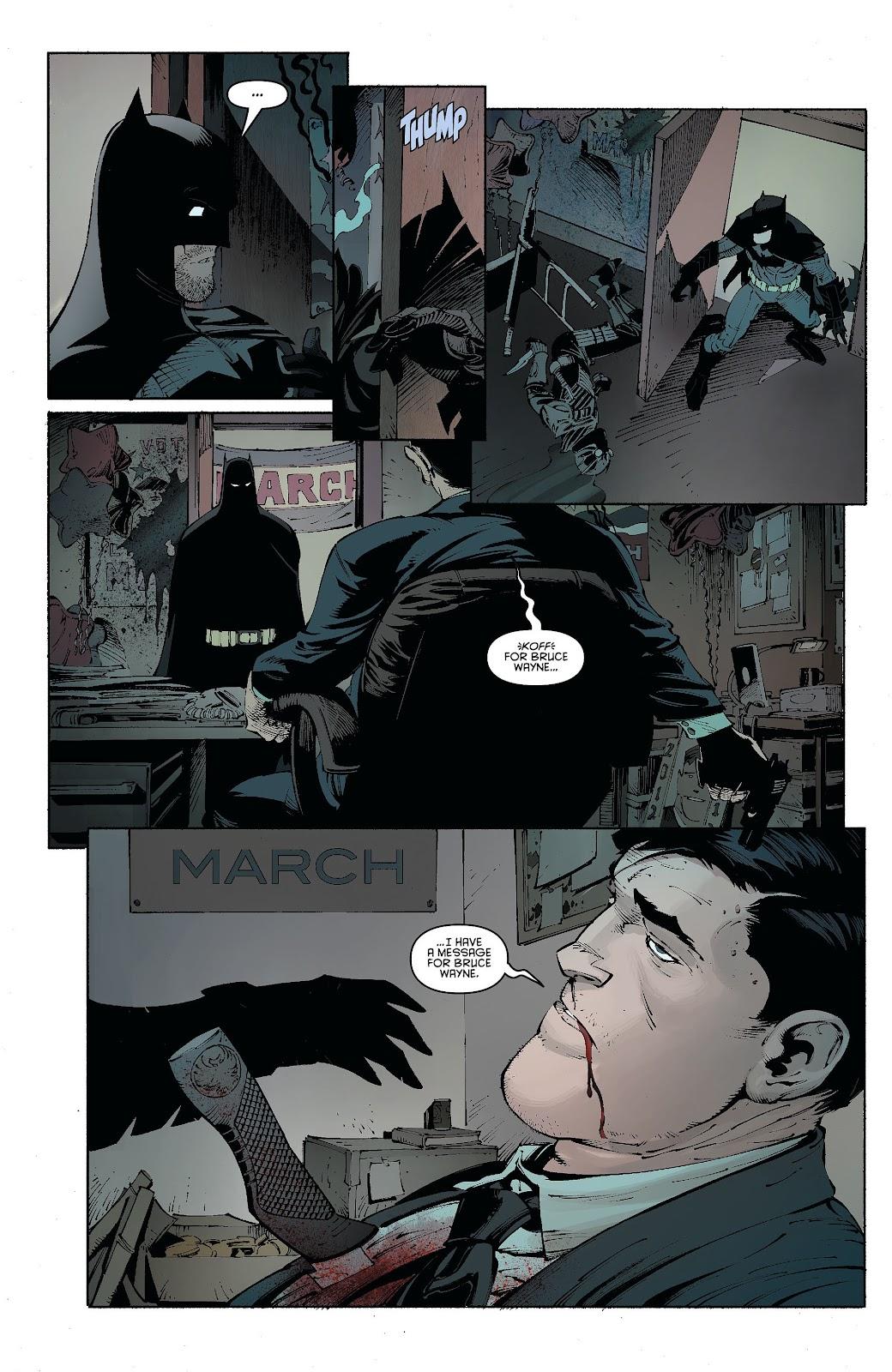Batman (2011) Issue #9 #24 - English 20