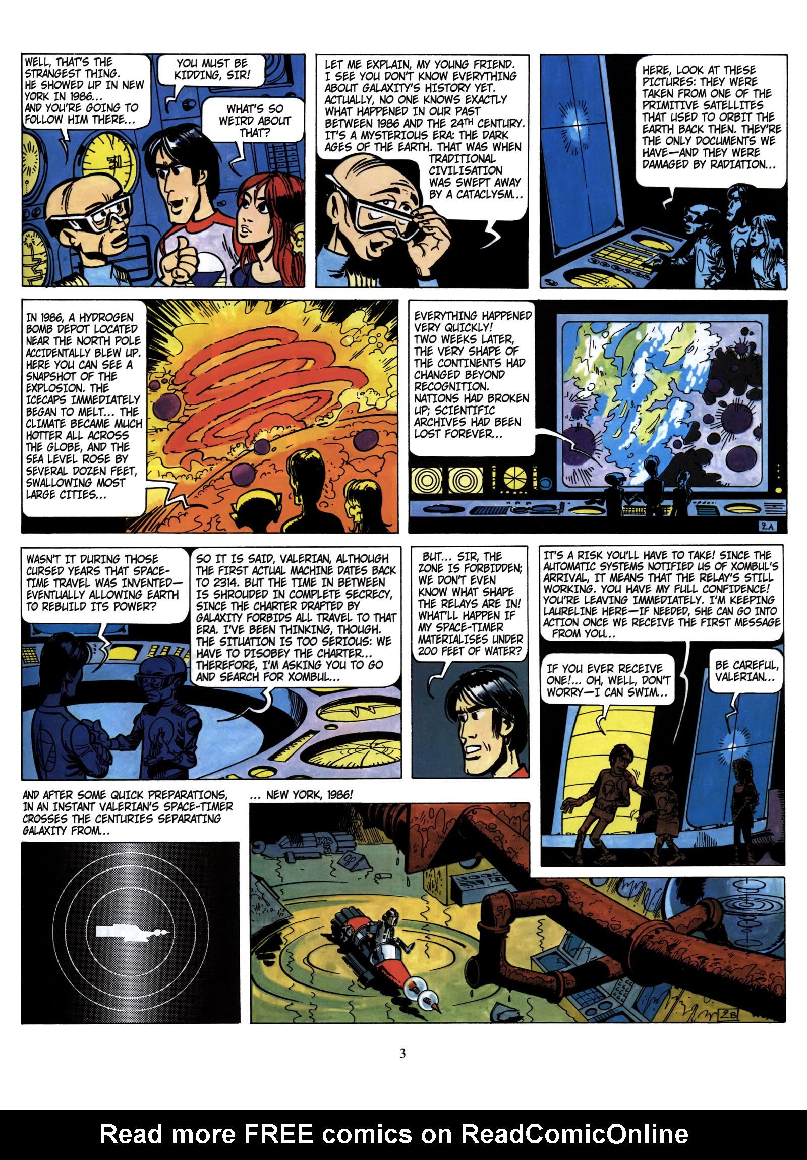 Valerian and Laureline #1 #23 - English 4