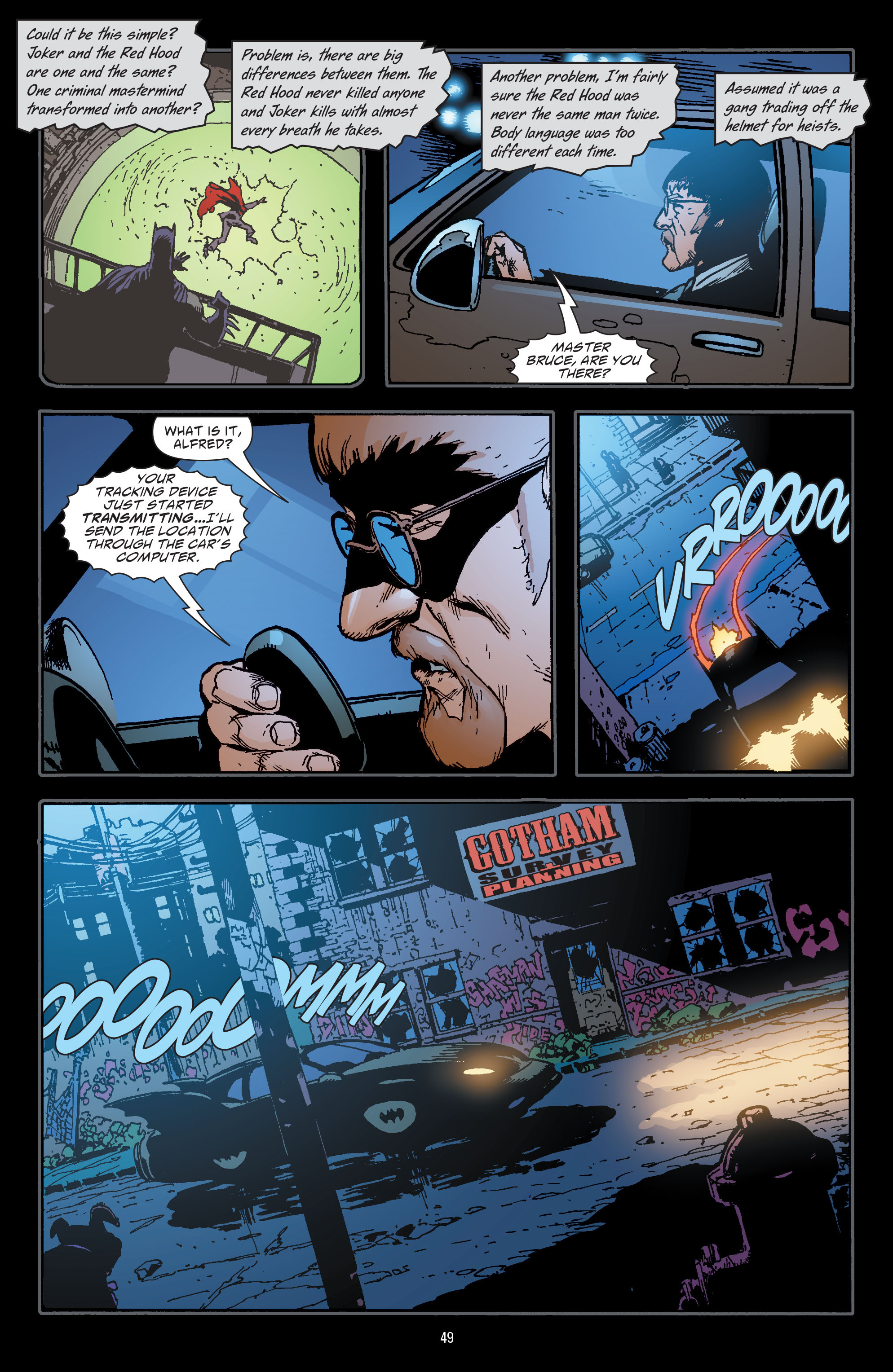 Batman: The Man Who Laughs chap 1 pic 50