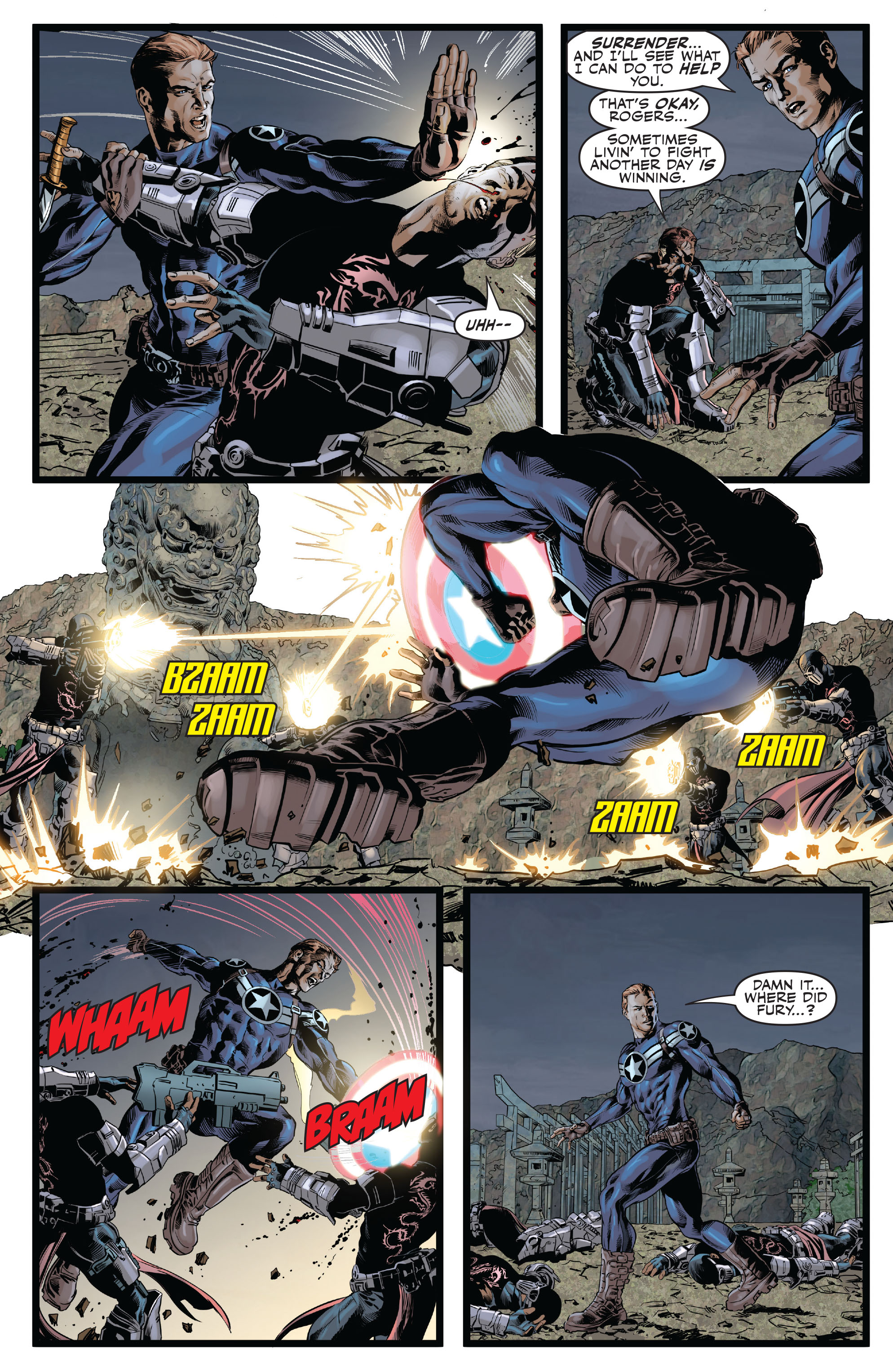 Read online Secret Avengers (2010) comic -  Issue #10 - 16